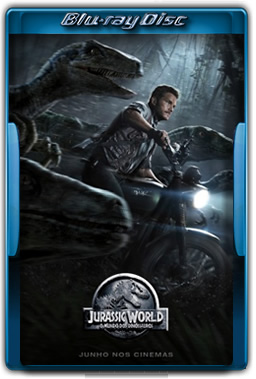 Jurassic World - O Mundo dos Dinossauros Torrent Legendado