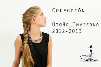 NUEVA COLECCIÓN OTOÑO-INVIERNO 2012-2013