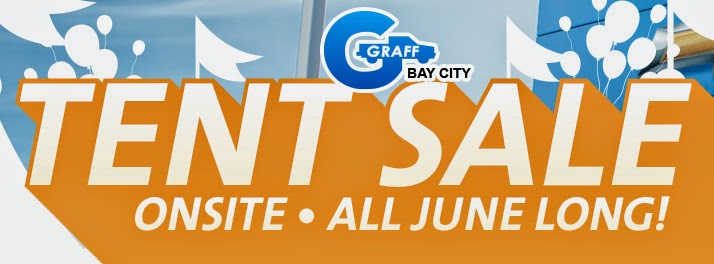 Tent Event at Graff Bay City