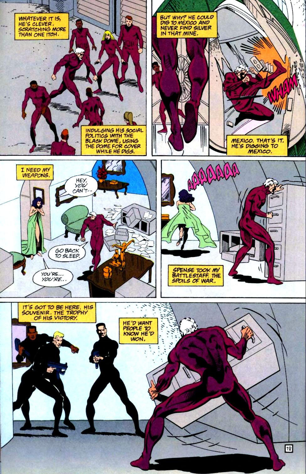 Deathstroke (1991) Issue #25 #30 - English 13
