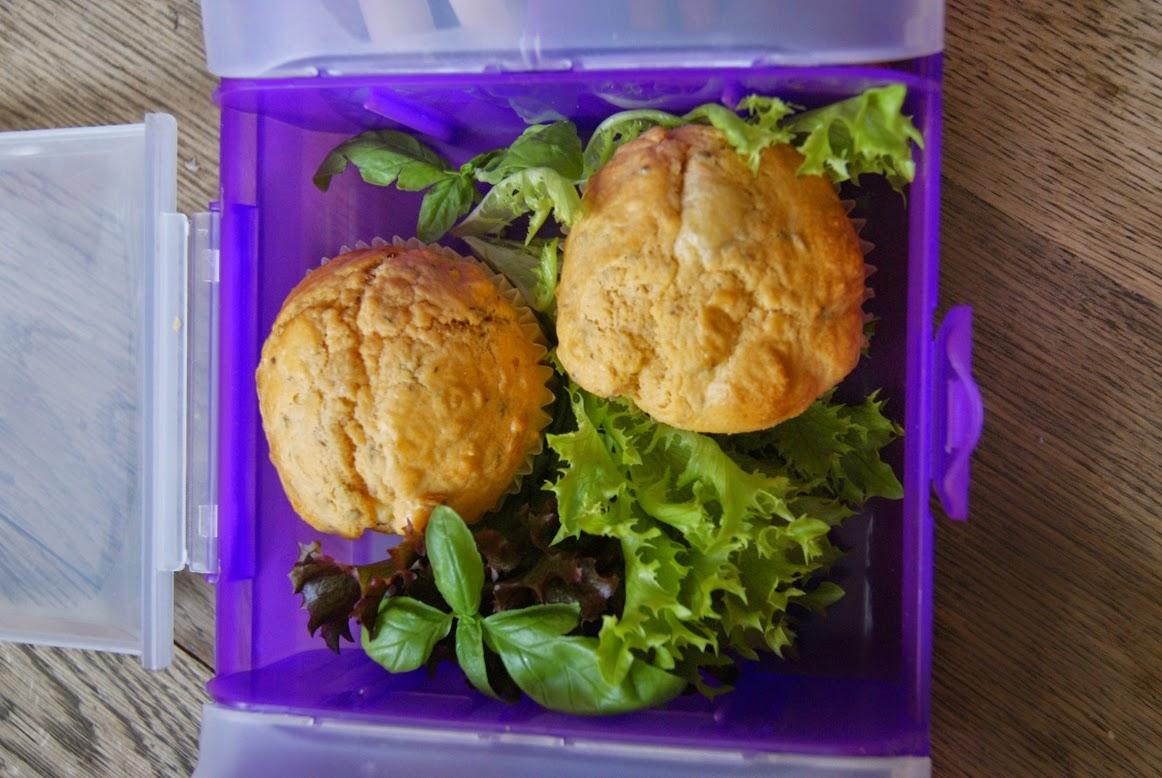 Muffiny, pizza, II śniadanie do szkoły, Lunch, II śniadanie do pracy, Lunchbox, Dzieci jedzą