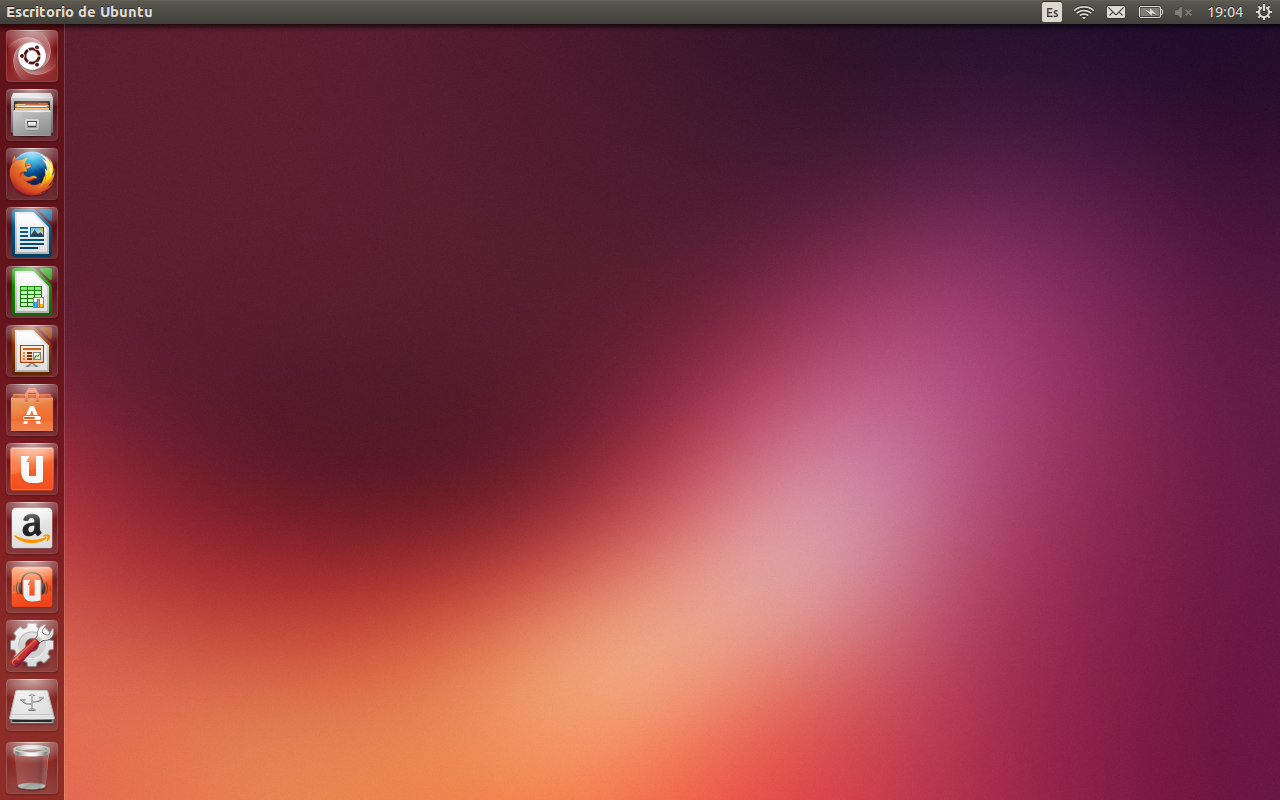 Ubuntu guia el escritorio de ubuntu for Fondo de pantalla ubuntu