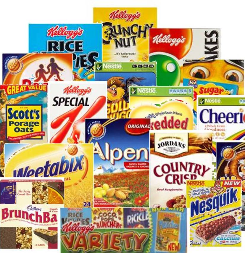 breakfast cereals in uk 07 Breakfast cereals in united kingdom 2007 introduction: aim: the aim of this report is to discuss whether the change of macroeconomic situation is an opportunity or.