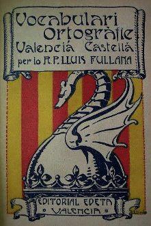 1922 - VOCABULARI VALENÇIA-CASTELLÁ