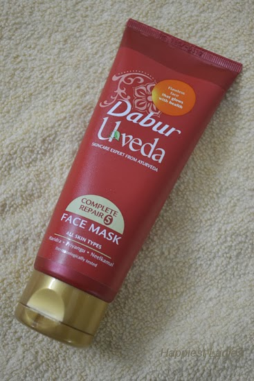 Dabur-Uveda-Face-mask-+-ayurvedic-face-mask