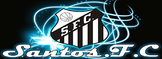 Capa para facebook  do Santos