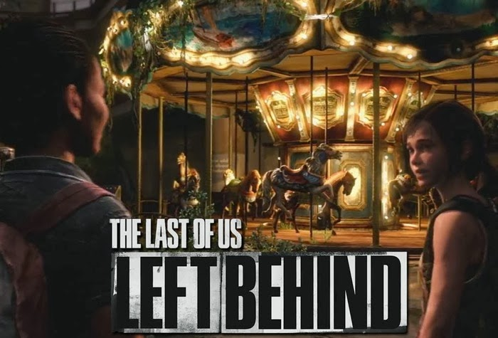 El dlc The Last of Us Left Behind