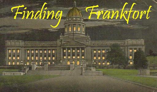 Finding Frankfort, Kentucky