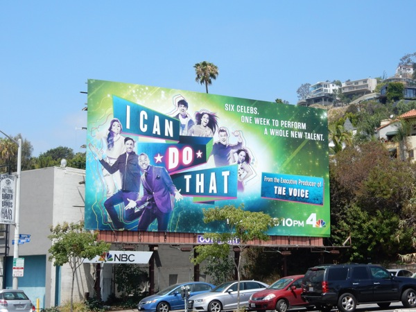 I can do that series premiere billboard
