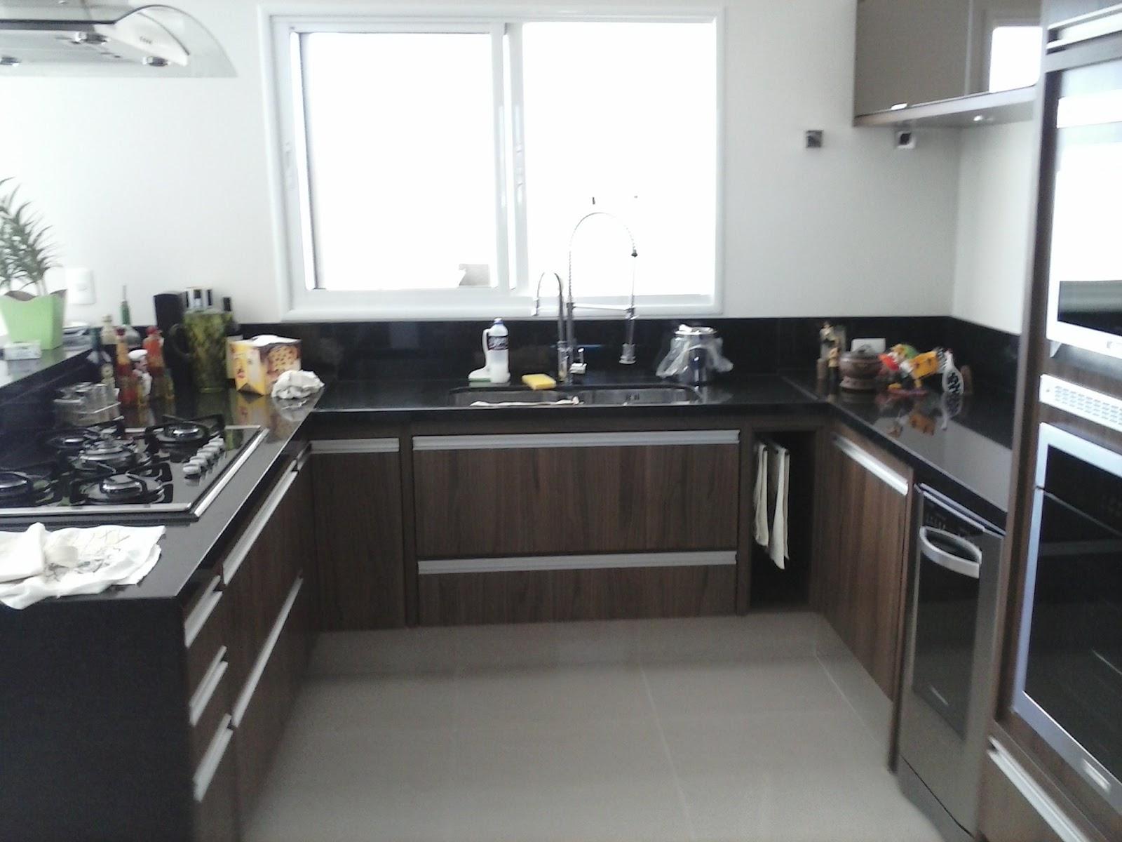 Móveis & Design o Bom Gosto em sua casa: cozinha moderna alto padrão #777C4F 1600 1200