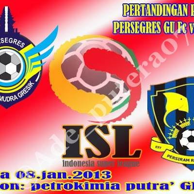 united vs persiram liga indonesia isl 2013 selasa 8 januari 2013