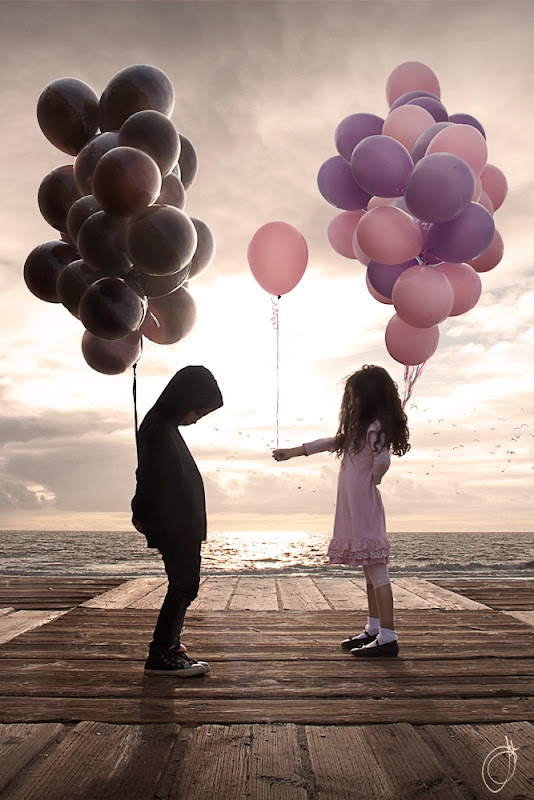Josh Separzadeh: Black Balloon