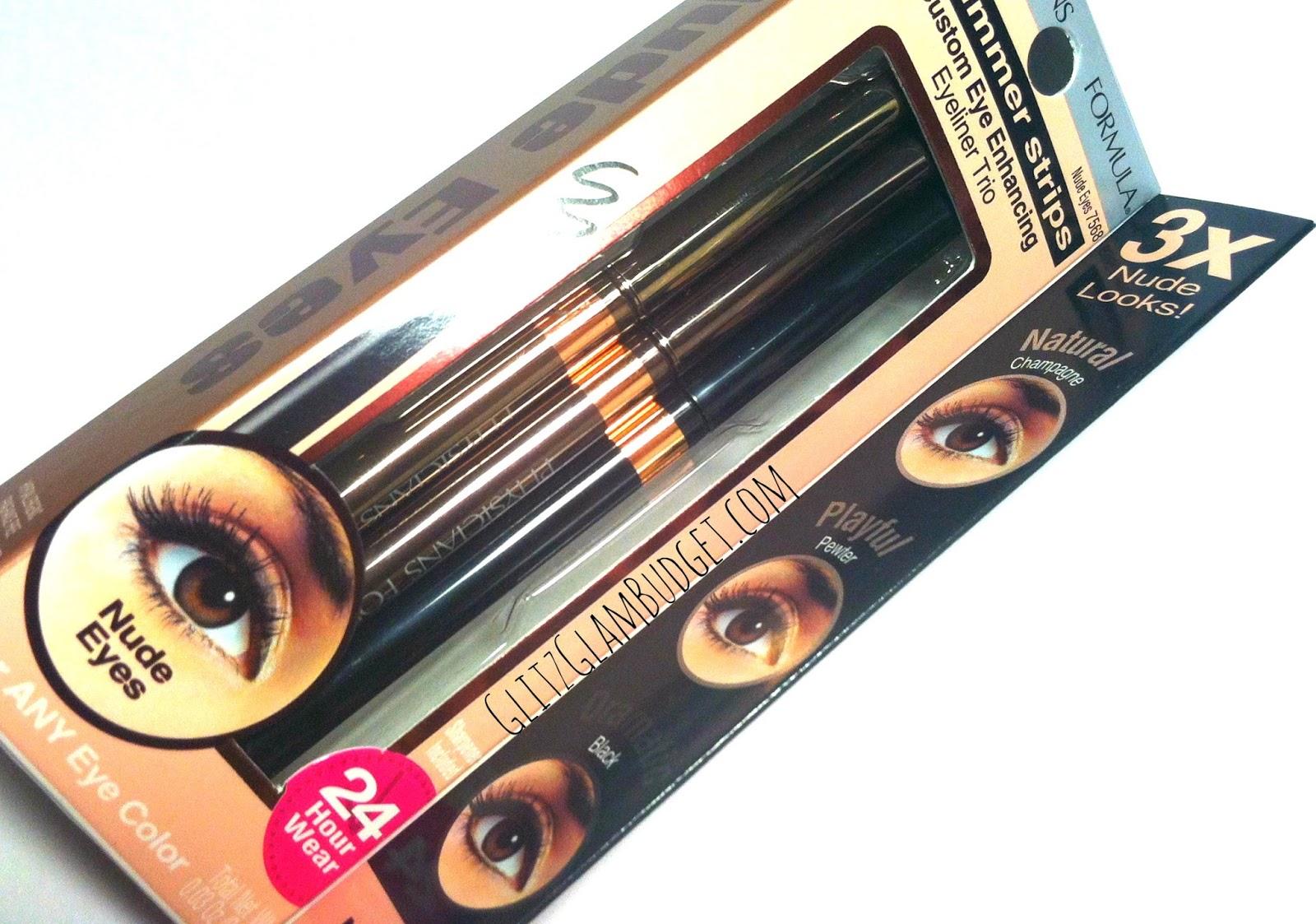 Affordable Drugstore Eyeliners