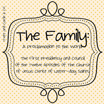 The Family: A Proclamation