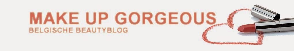 Make Up Gorgeous: Belgische Beautyblog