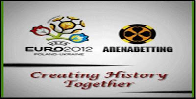 Creating History Together With ArenaBetting Piala Eropa 2012