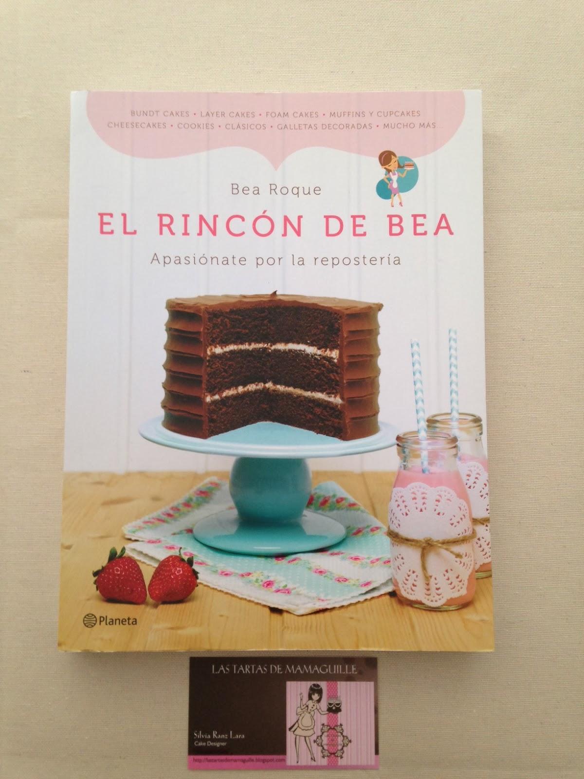 Las tartas de Mamaguille Biblioteca Libros recetas bizcochos