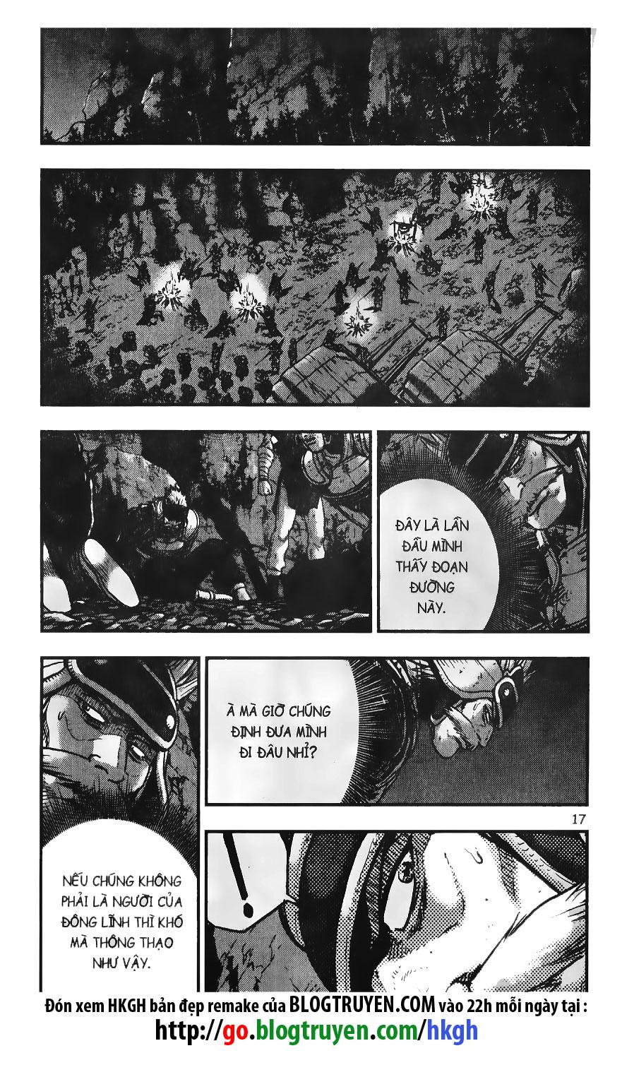 Hiệp Khách Giang Hồ chap 372 page 18 - IZTruyenTranh.com