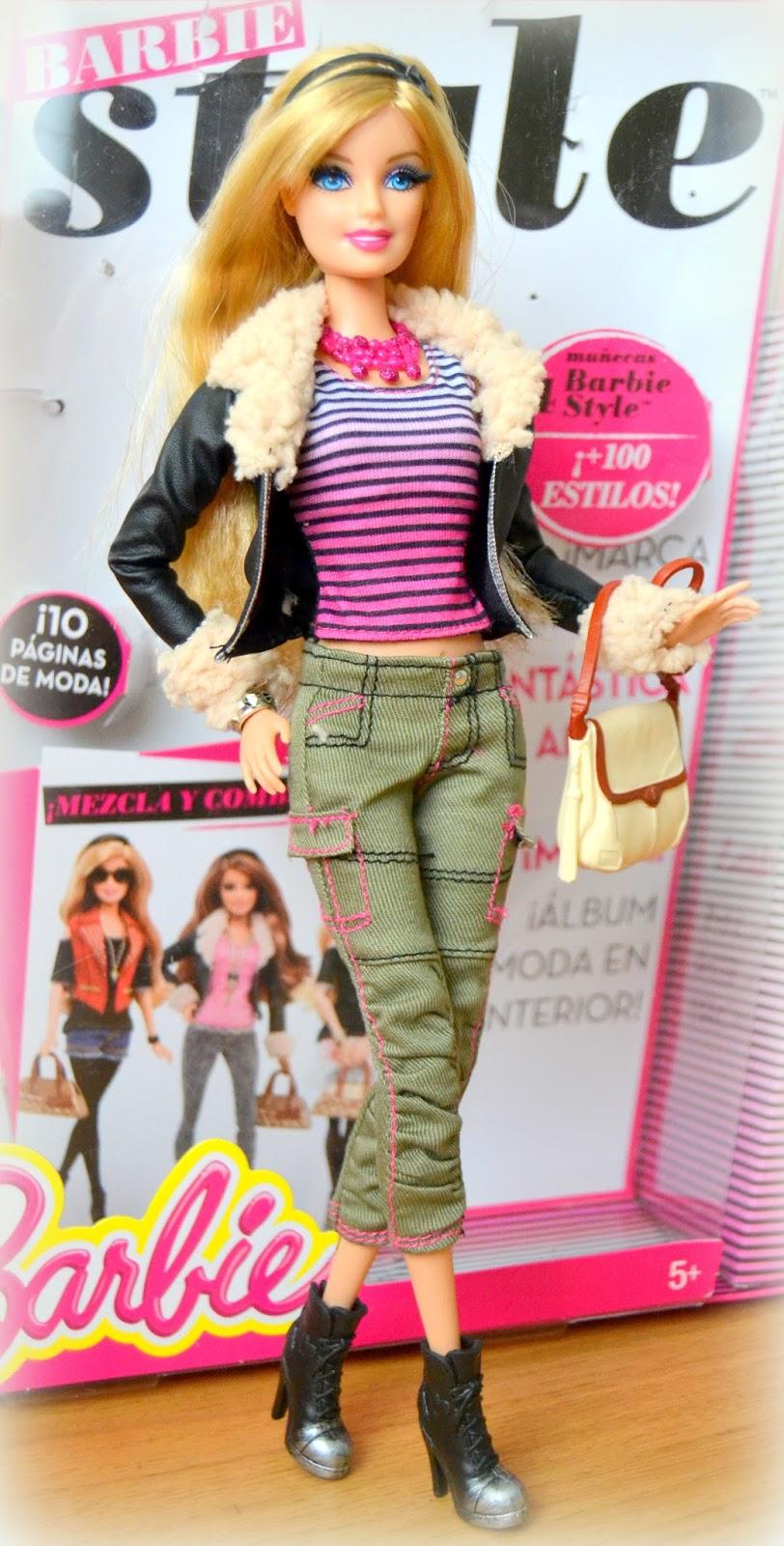 Mi Casita De Mu Ecas Barbie Style