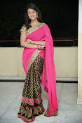 Sandeepthi Gorgeous in Designer Saree-thumbnail-16