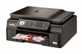 how to connect hl-1210w brother printer with mac