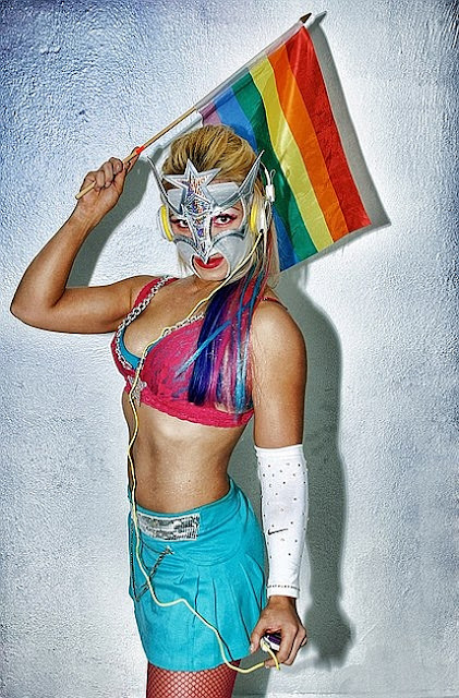 female wrestling, female mexican wrestling, luchadora
