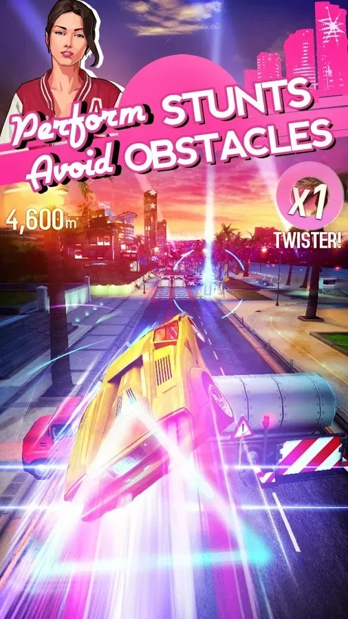 Asphalt: OverDrive v1.0.0k Mod [Unlimited Everything]