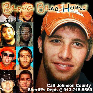 Brad Cook missing