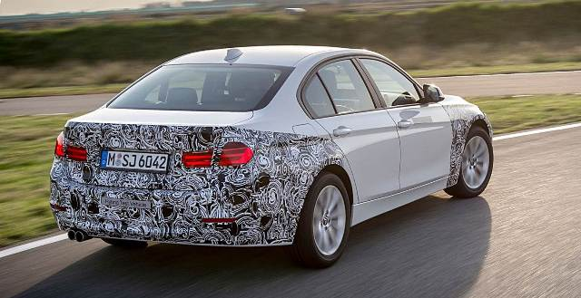 2017 Bmw 3 Series Edrive Phev