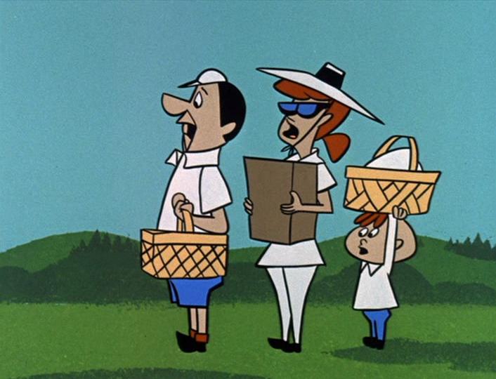 Retro cartoons 60s 70s 80s Part 4
