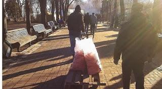 Антимайдан в Киеве свернулся