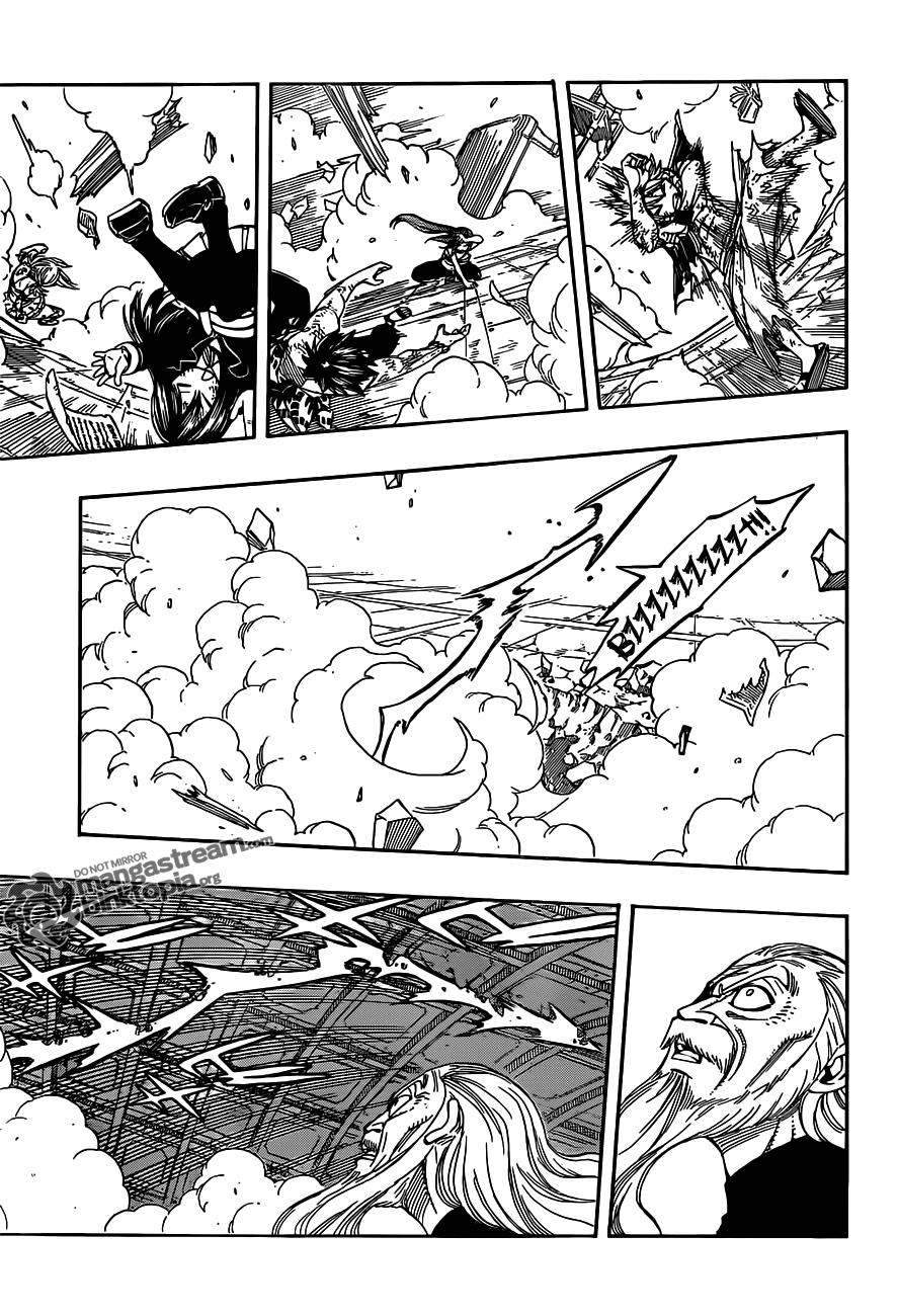 Fairy Tail chap 245 page 11 - IZTruyenTranh.com