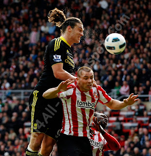 Sunderland v Liverpool - Premier League, Liverpool, Liverpool players, Sunderland players, Kenny Dalglish, Luis Suarez , Andy Carroll, HQ Photo, Dirk Kuyt, Lucas Leiva
