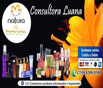 Lu cosméticos
