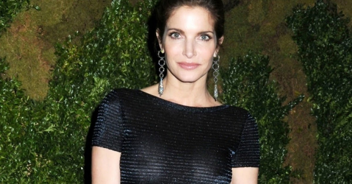 Best Nude Actress Canada: Stephanie Seymour See Through