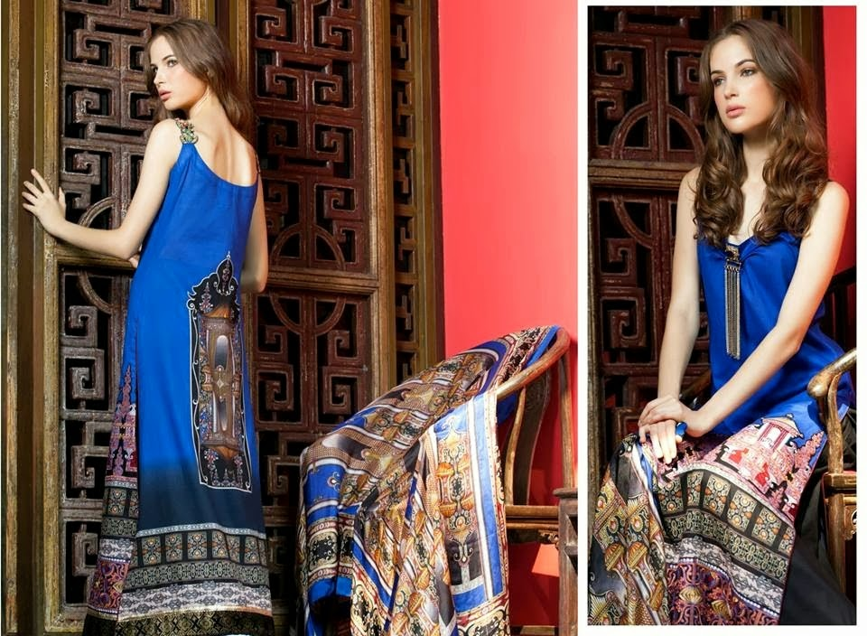 Al Zohaib Textile's Designer Lawn Suits