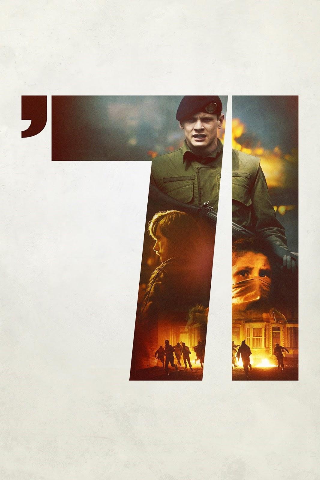 Download Film Barat Terbaru - 71 (2014) Subtitle Indonesia