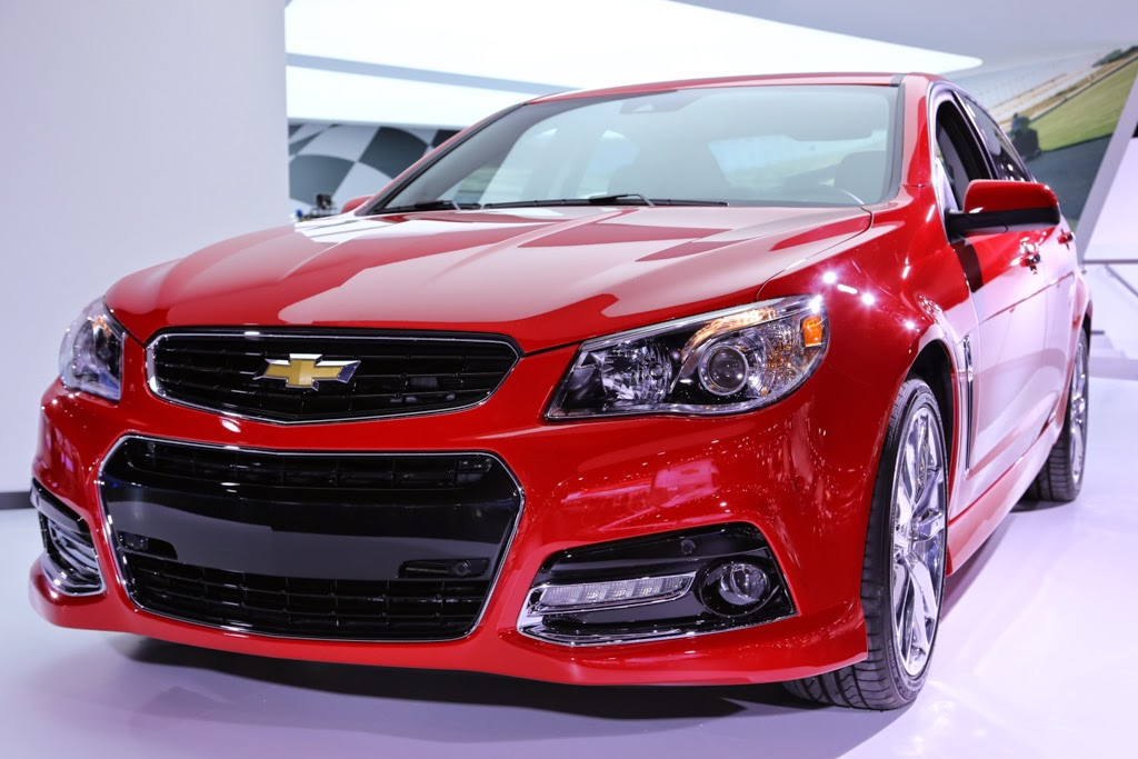 2015 Chevrolet Ss Release Date Car Review And Modification