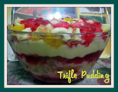 Trifle Pudding