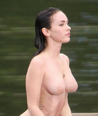 megan fox naked and uncensored