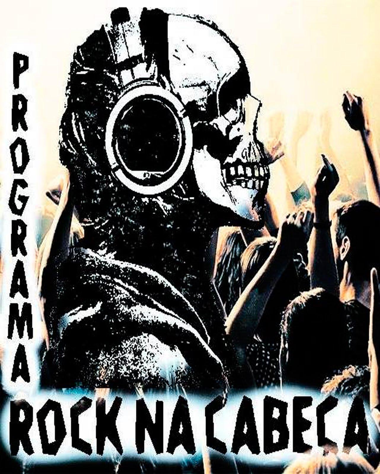 RÁDIO ROCK NA CABEÇA