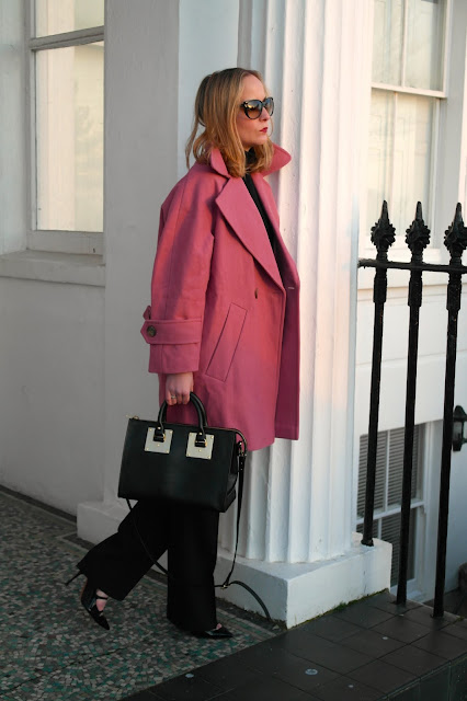 The Statement Coat by What Laura did Net