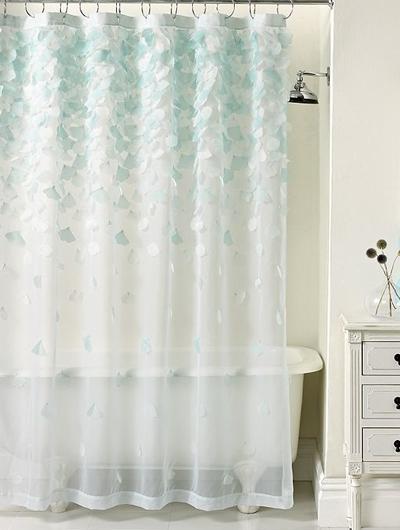 Curtains Ideas Black Sheer Shower Curtain : Sheer Shower Curtains   Rooms    Curtains Ideas »