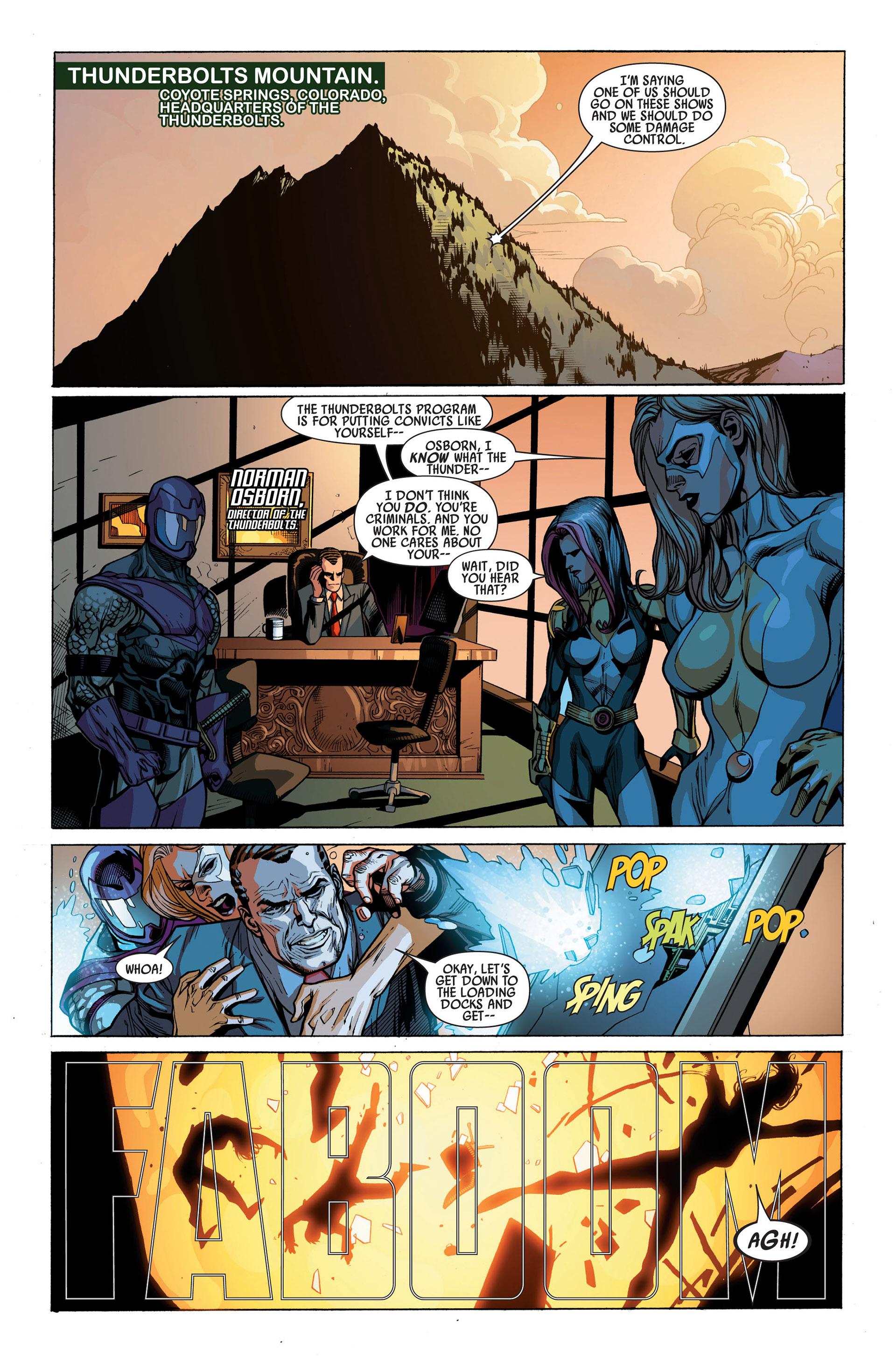 Read online Secret Invasion comic -  Issue #1 - 26