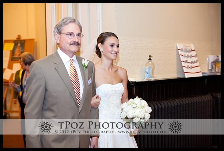 St. Anne's Church Annapolis Wedding