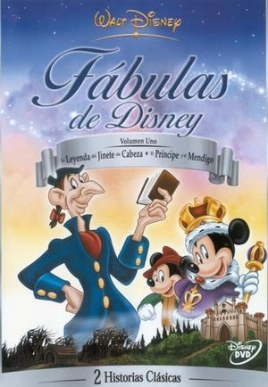 Disney Fabulas Volumen uno [LATINO][DVD 5]