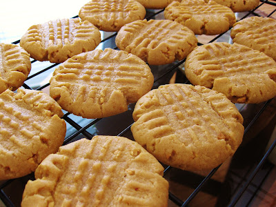 Peanut Butter Crisscross Cookie