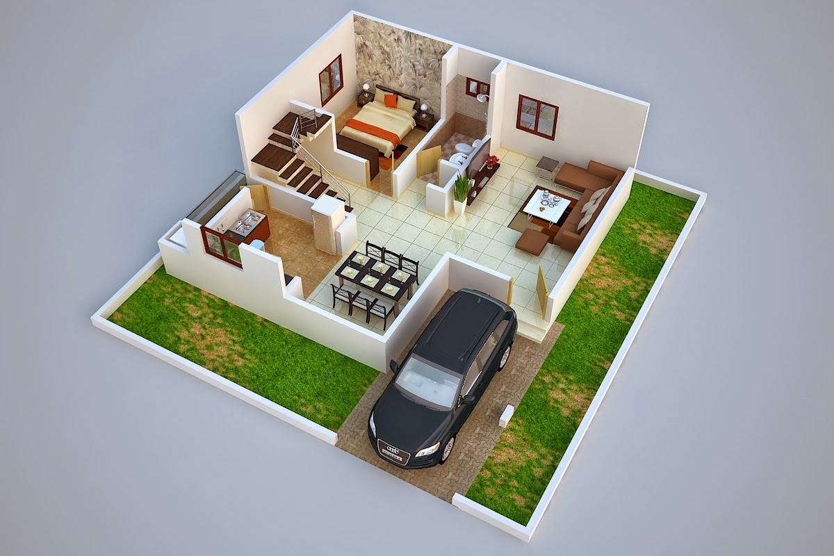 Peninsula villas plots apartment projects sarjapur for Duplex project