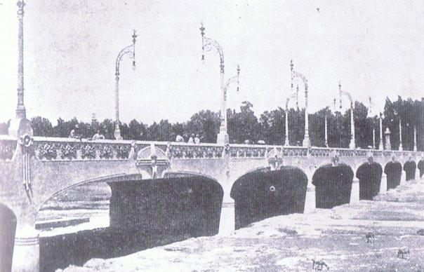 Puente de la Exposición de 1909