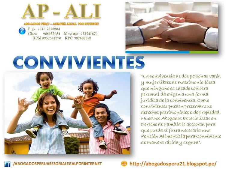 RECONOCIMIENTO DE CONVIVENCIA,HEREDERO DEL CONVIVIENTE.